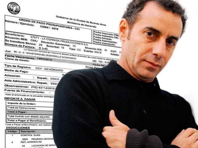 POR 'RAZONES DE URGENCIA' MACRI LE OTORGÓ $24 MILLONES AL PERIODISTA INDEPENDIENTE LUIS MAJUL