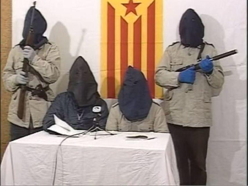 '¿EL GOBIERNO AUTÓNOMO CATALÁN IMPLICADO EN ACCIONES TERRORISTAS?'