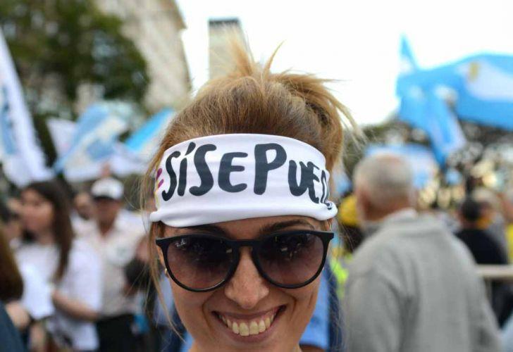 SAMO: 'LO DEL ZIZEPUEDE ES EQUIVALENTE A LA PLAZA DE GALTIERI EN MALVINAS'