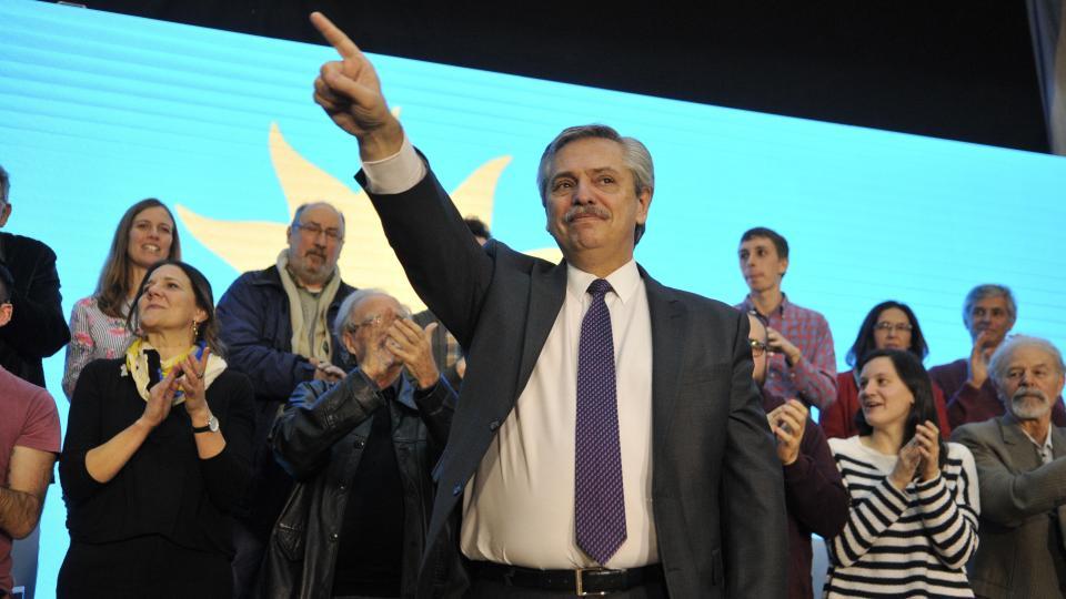 ARIEL GARBARZ: 'EN EL ESCRUTINIO DEFINITIVO, EL QUE TIENE VALIDEZ LEGAL, ENCONTRAREMOS MUCHO MÁS DE MEDIO MILLÓN DE VOTOS A FAVOR DEL FRENTE DE TODOS QUE NO FUERON CONTABILIZADOS EN EL PROVISORIO'