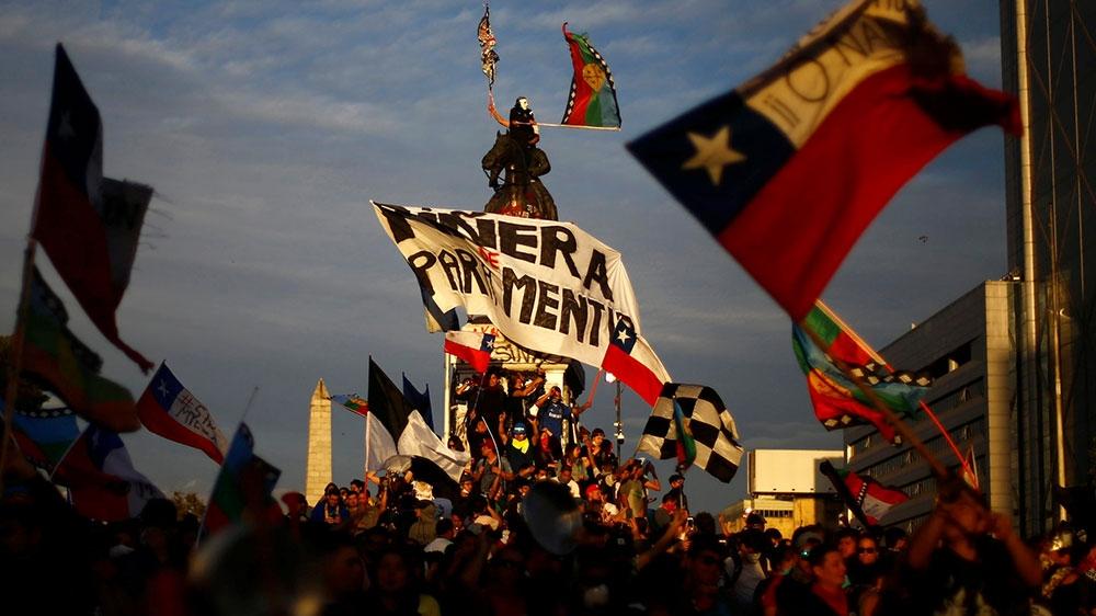 EL LANPODCAST DE ESTA SEMANA ES UNA LECTURA QUEER DE LA REVUELTA POPULAR CHILENA