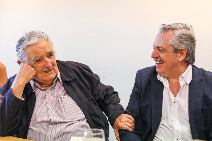 'TRUMP LE DIJO I ❤ YOU A ALBERTO FERNANDEZ. LOS GLOBOLUDOS ESTALLAN. ¿Y LA VENEZUELA QUE ESPERABAN?'